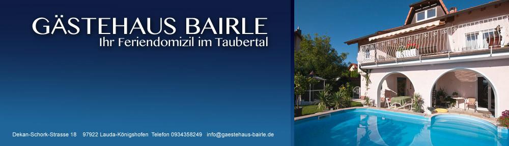 Gasthaus Bairle